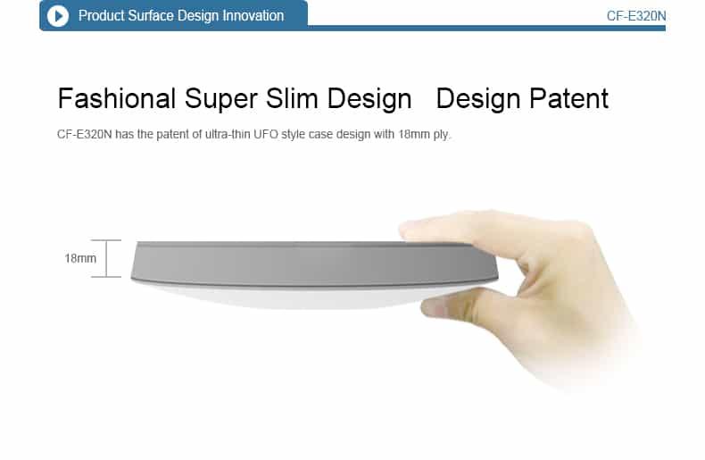 COMFAST CF-E320N fashional super slimdesign