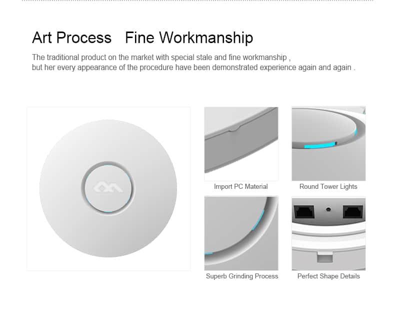 COMFAST CF-E320N art process