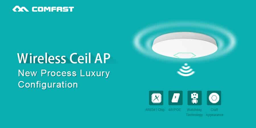 Comfast CF-E325N wireles ceil ap