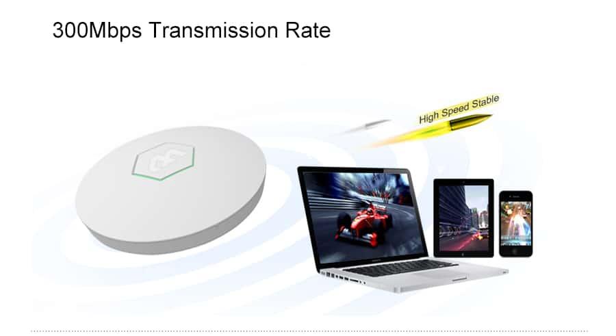 Comfast CF-E325N 300mbps transmission rate