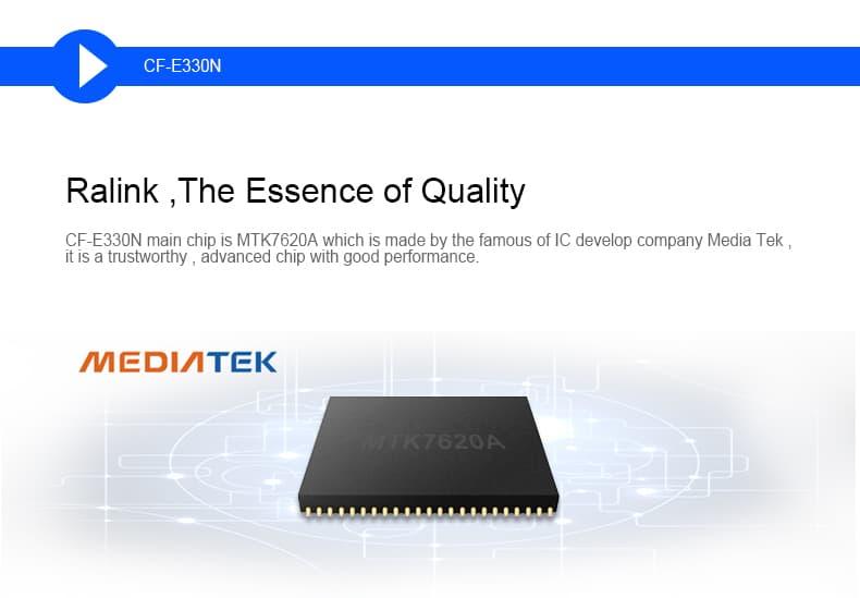 Comfast CF-E330N ralink, the essence of quality
