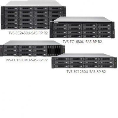 TVS-ECx80U-SAS R2 Serie
