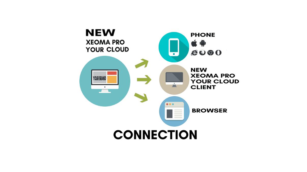 [Cree su VSaaS |] Conexión fácil para clientes